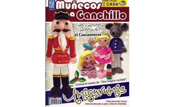 Журнал по вязанию игрушек крючком