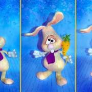Вязаный кролик. Мастер-класс
