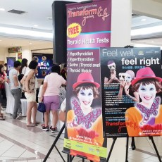 Break Free From Hypothyroidism at IOI Mall Puchong