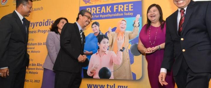 Break Free From Hypothyroidism