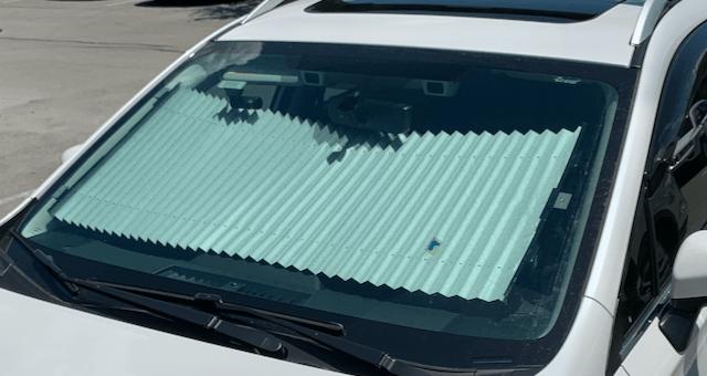Subaru Impreza Outside