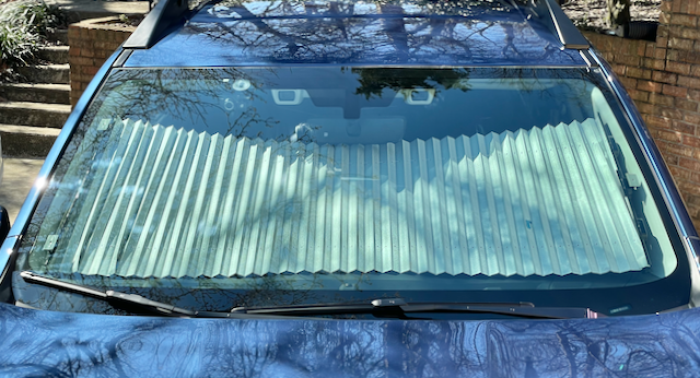2021 Subaru Ascent Outside