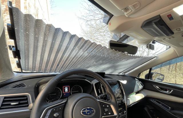 2021 Subaru Ascent Inside