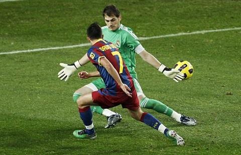David Villa cua Barca hinh anh 3