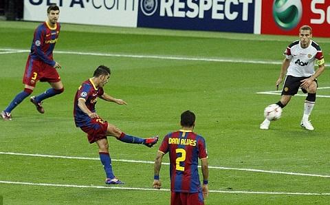 David Villa cua Barca hinh anh 4