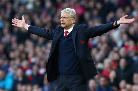 Bai toan trung ve cua Arsenal Dau kho co Wenger! hinh anh 2