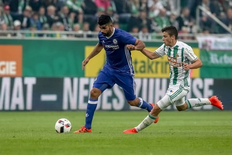 Chelsea don nhan tin du tu Diego Costa hinh anh