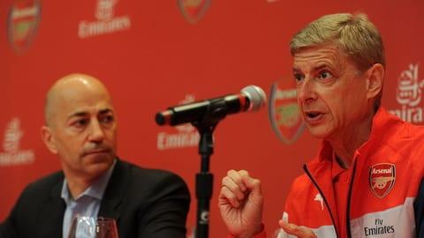 HLV Wenger khang dinh lai ke hoach mua sam cua Arsenal hinh anh