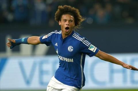 Schalke thuc giuc Man City vu Leroy Sane hinh anh