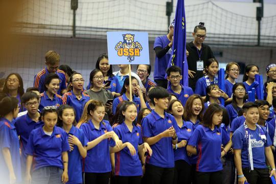 ĐH Tôn Đức Thắng đăng quang ngôi vô địch Dance Battle khu vực TP HCM - Ảnh 2.