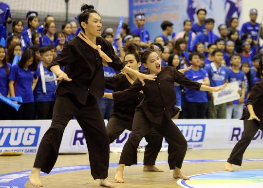 ĐH Tôn Đức Thắng đăng quang ngôi vô địch Dance Battle khu vực TP HCM - Ảnh 16.