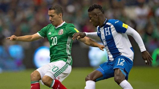 Nhận định Mexico vs Honduras, 09h30 ngày 21/7: Nhà vua giương oai