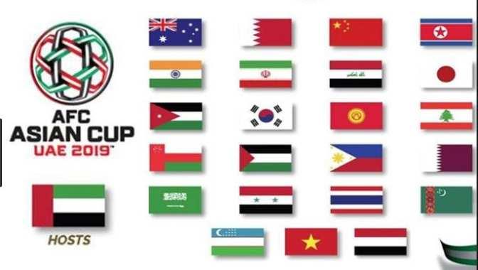 lich thi dau dt viet nam tai asian cup 2019 hinh anh 1