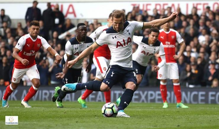 Nhận định tỷ số nhà cái trận Tottenham vs Arsenal