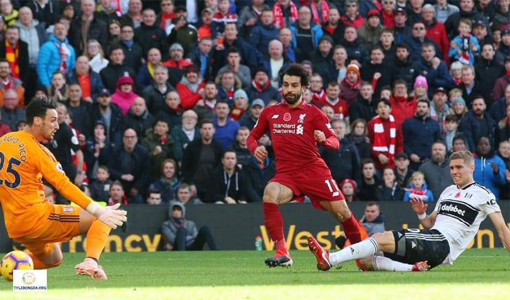 Soi kèo tỷ số nhà cái trận Fulham vs Liverpool
