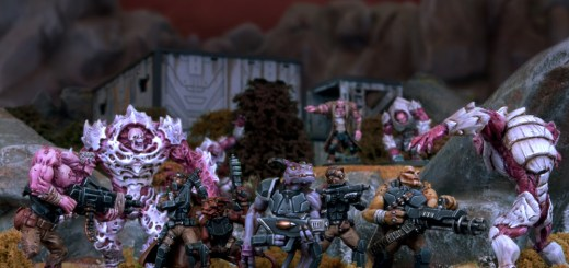 Deadzone, image and game copyright Mantic Entertainment Ltd.