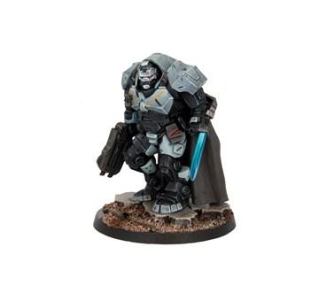 Mantic Deadzone Enforcer Captain