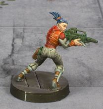 Infinity Nomad Alguacile painted by Tyler Provick
