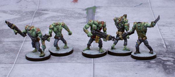 Deadzone Stage 3A Plague