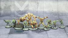 The Plague from Mantic Games.