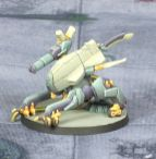 Here's a random image of an Infinity Nomad Zond Remote I painted because I hate blog posts without images.