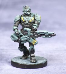 Deadzone Enforcer Burst Laser
