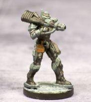 Deadzone Enforcer Missile Launcher