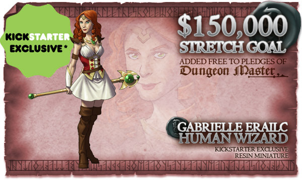 Dungeon Saga Stretch Goal