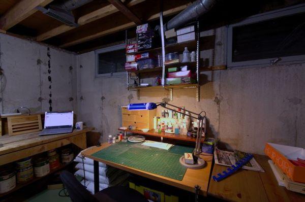 Modeling Desk