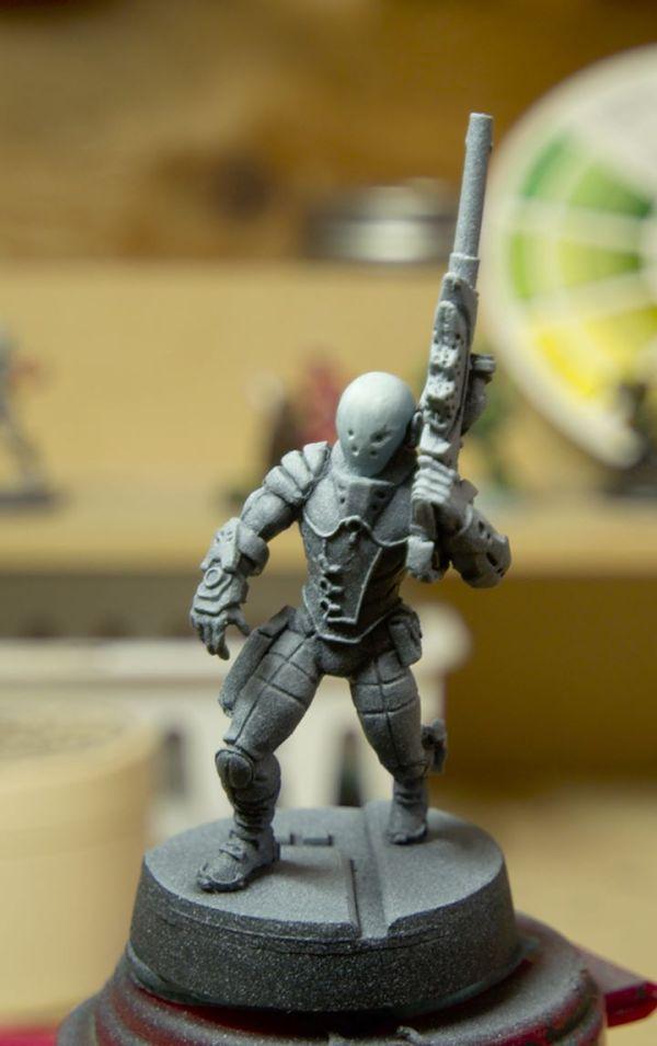 Infinity Nomad Intruder Sniper primed