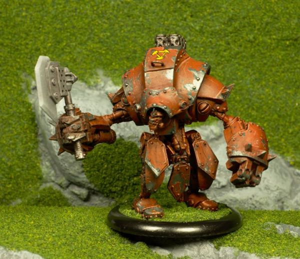 Privateer Press Warmachine Khador Juggernaut Warjack
