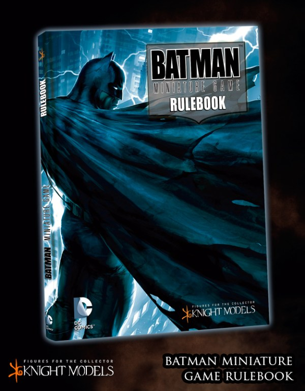 Knight Models Batman Rulebook