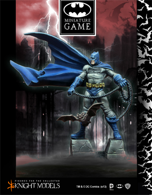 Knight Models Frank Miller Batman