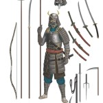 Kaigaku Arms and Armour