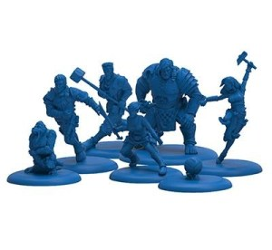 Guild Ball Mason team from Kick Off! by Steamforged Games Ltd.