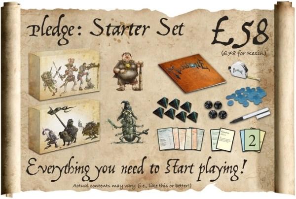 Moonstone Starter Set by Goblin King Games.