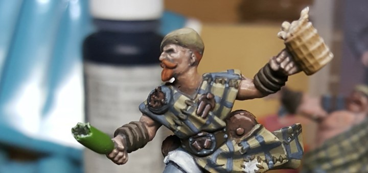 Guild Ball Brewers Spigot by Steamforged Games