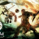 Guild Ball by Steamforged Games.