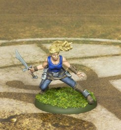 Guild Ball Mason Harmony by Steamforged Games.