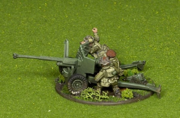 WWII Canadian 6 prd by Warlord Games