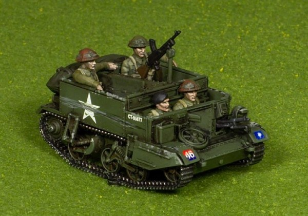 WWII Canadian Bren Carrier by Warlord Games