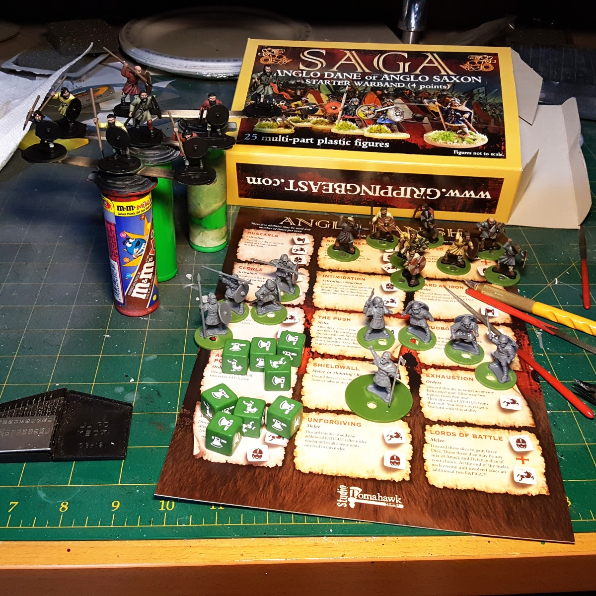 Saga Project Introduction And Goals The Generals Tent Electronic Dice Circuit