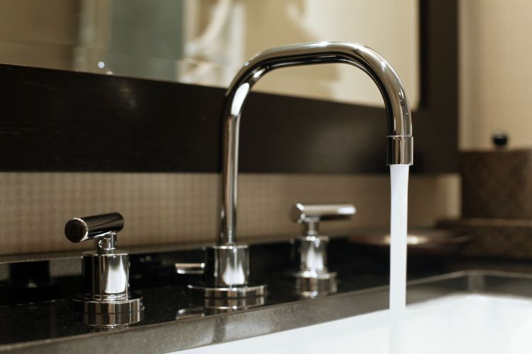 save water by turning off the tap when brushing your teeth
