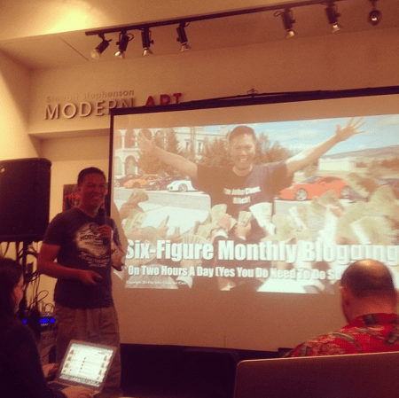 John Chow | YVR Bloggers | Blogging
