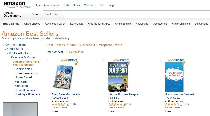 the book launch strategy of a 1 amazon bestsellerLanding Page Optimization The Definitive Guide To Amazonca 348380 #19