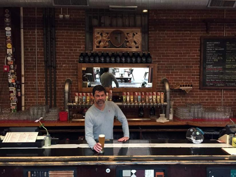 Fullsteam Brewery founder Sean Lilly Wilson podcast interview about how he started the company