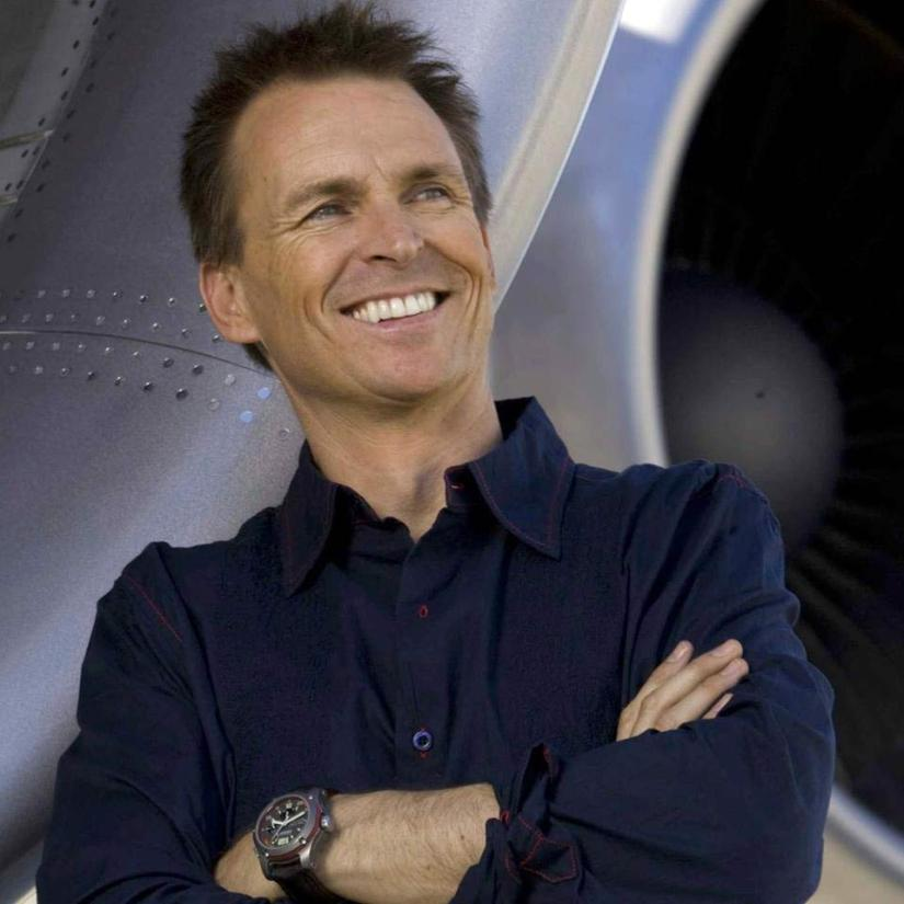 Phil Keoghan interview on how to succeed in the media and in business