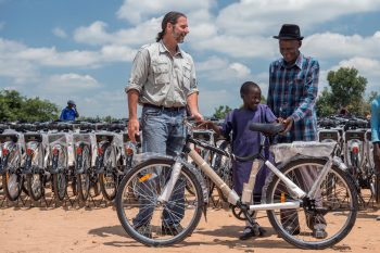 how to build a business that can scale in this startup interview with World Bicycle Relief founder FK Day