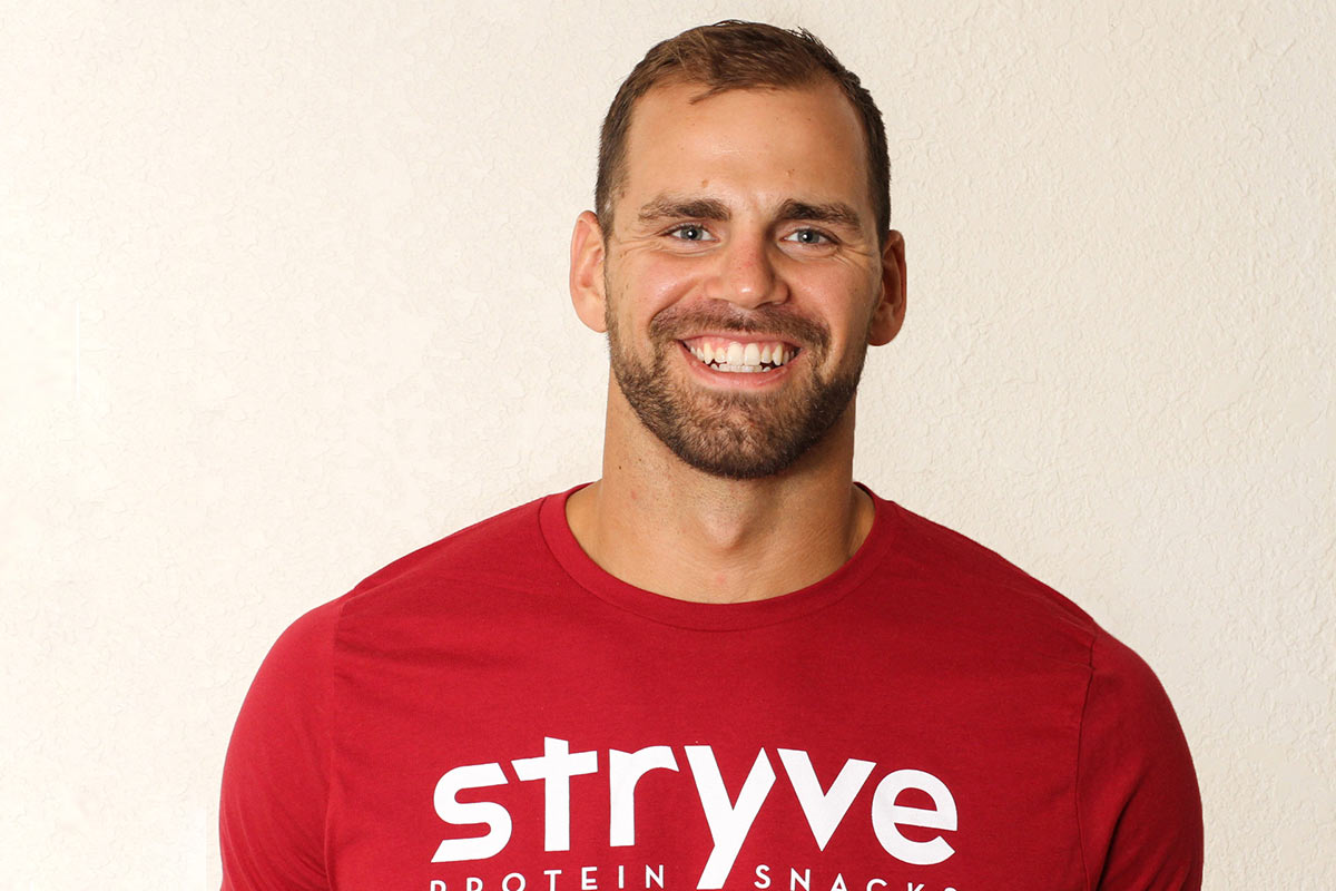 interview with stryve biltong cofounder gabe carimi about how to build a sales team and how they launched their nutrition company with healthy meat snacks to compete against beef jerky