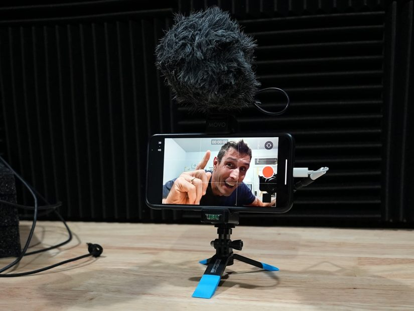movo vrx10 shotgun mic review